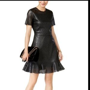 🌟MAKE OFFER🌟 Michael Kors Laser Cut Dress 0